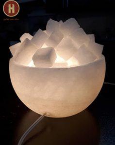 سنگ نمک خام